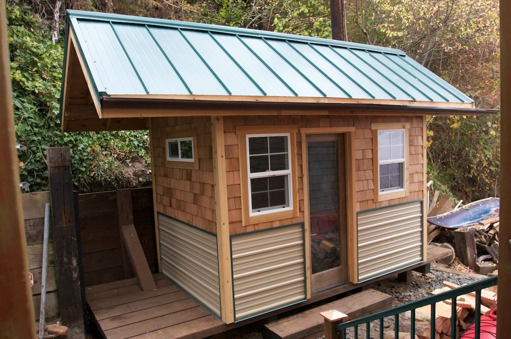 I Love Metal Roofs Building A Shed Roof Shed Design Plans Roofing Options