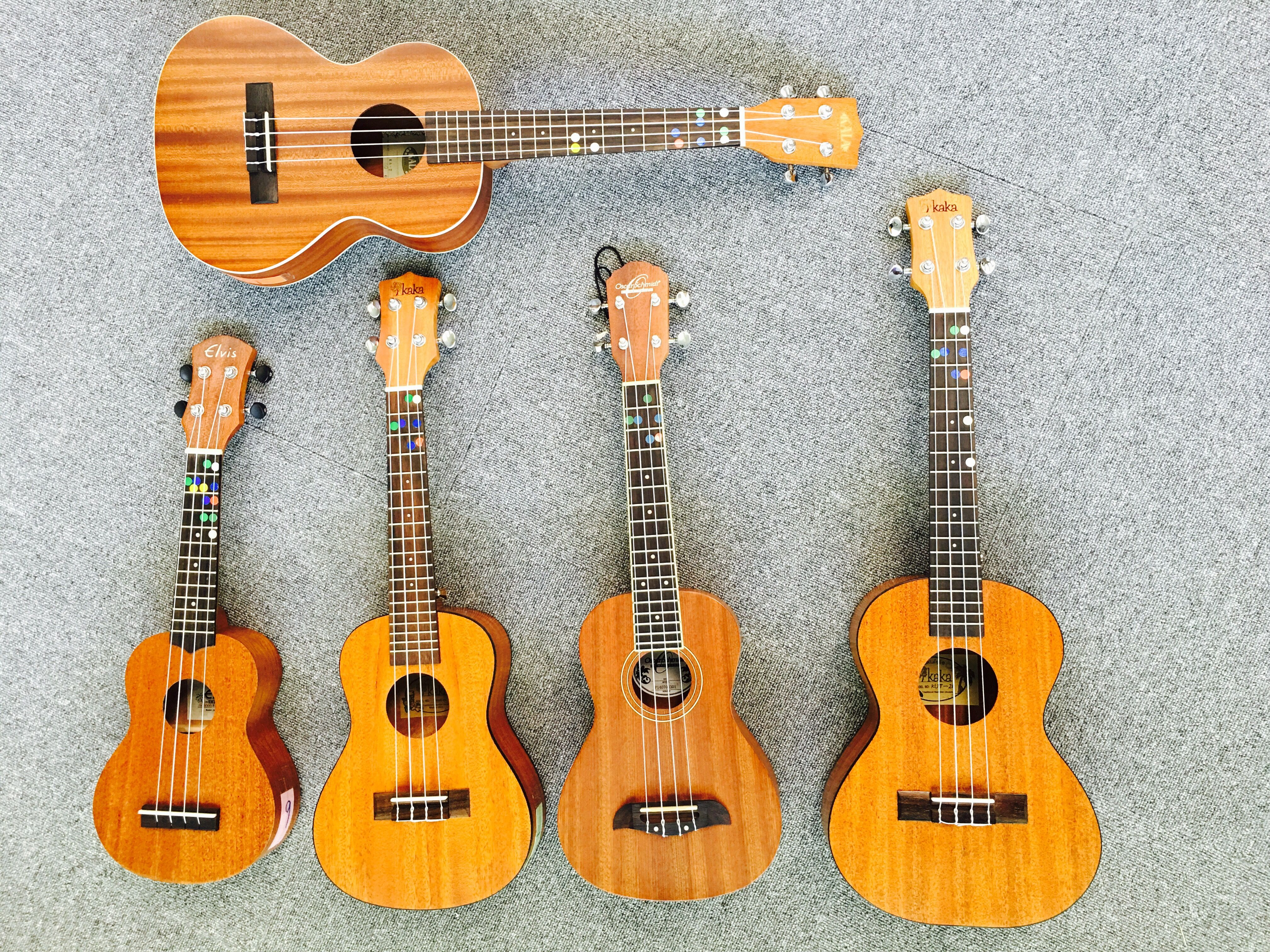 1 Ukulele Shopping If You Don T Know Much About Ukulele