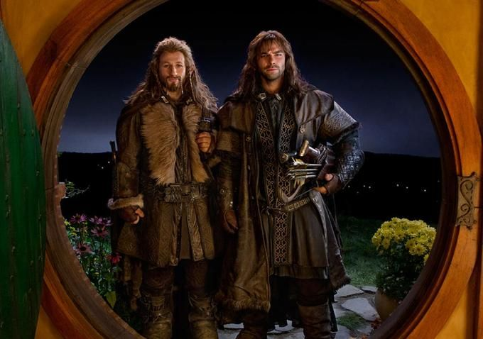 20 New Images From The 'The Hobbit: An Unexpected Journey. Fili and Kili