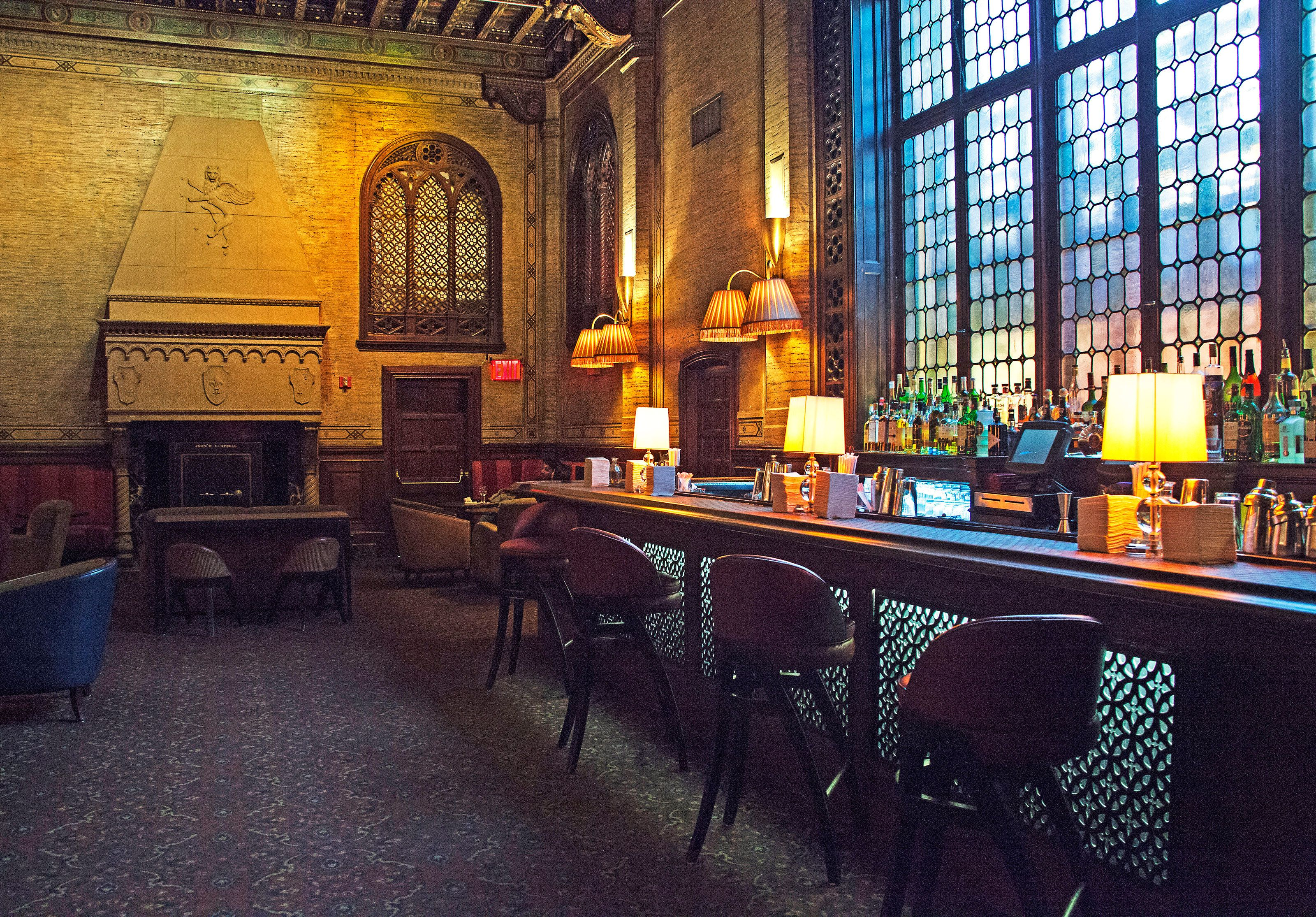 New York S Best Speakeasies And Hidden Bars Architectural Digest Campbell Apartment