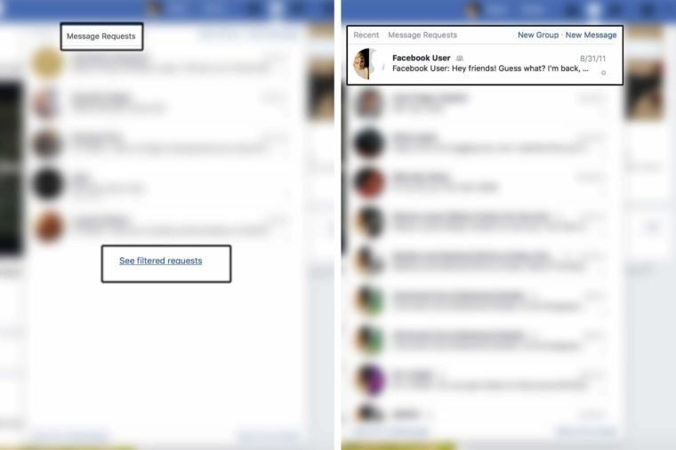 16 Facebook Hacks You Ll Wish You Knew Sooner Told You So Facebook Message Request
