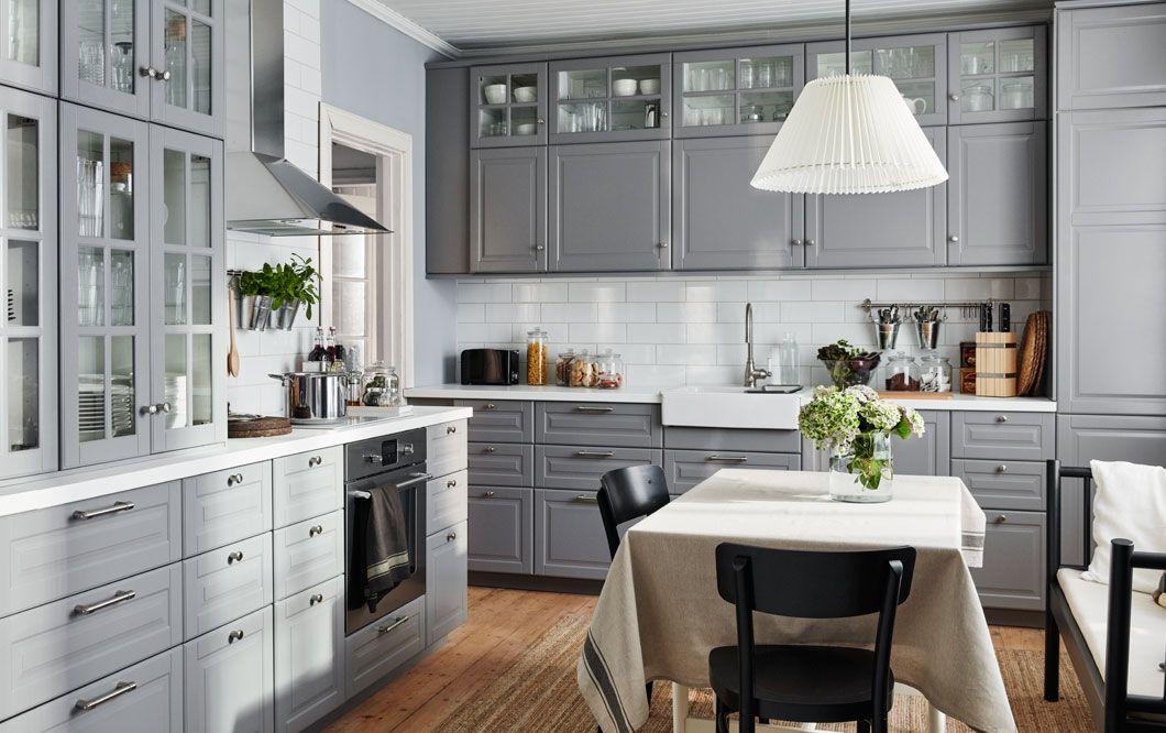 IKEA-keittiökalusteilla luot toiveidesi keittiön edullisesti