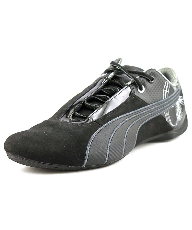 PUMA PUMA FUTURE CAT S1 ROUND TOE LEATHER SNEAKERS .  puma  shoes  sneakers 93e7b26ba