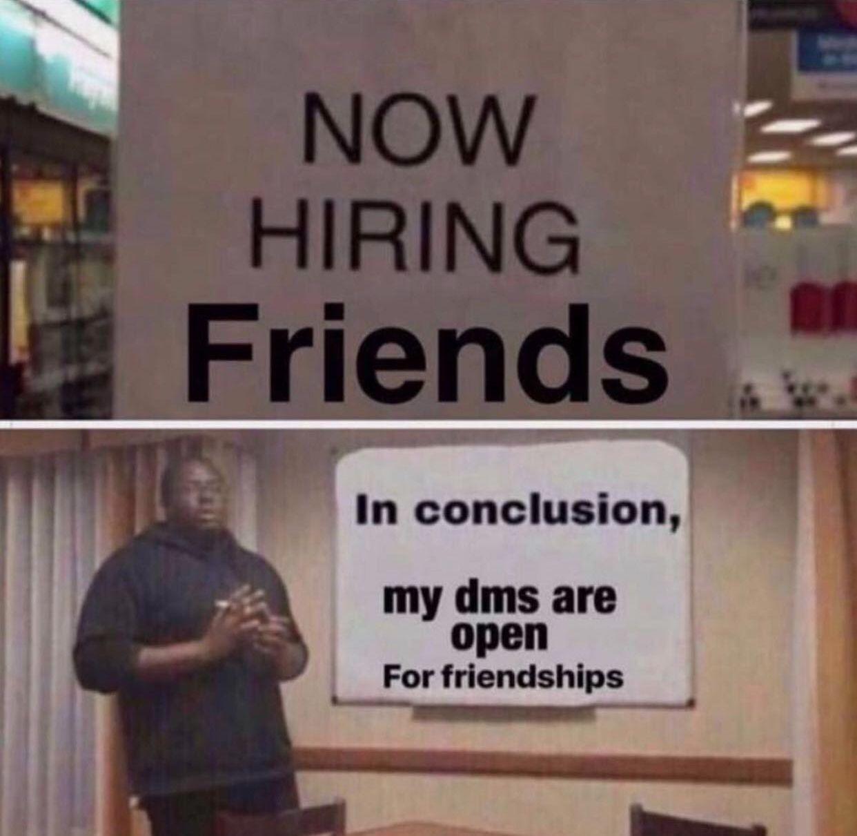 Ok Periotttt Making Friends Funny Memes Make New Friends