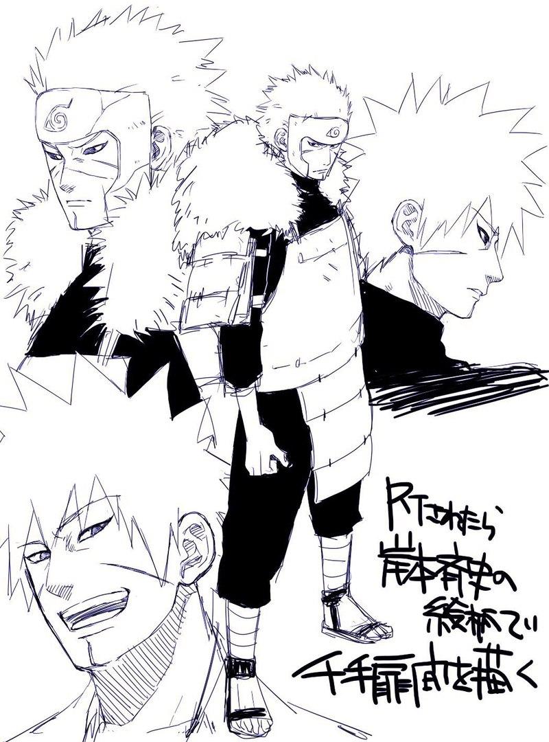 Naruto// Tobirama Senju in 2020 Anime naruto, Naruto fan