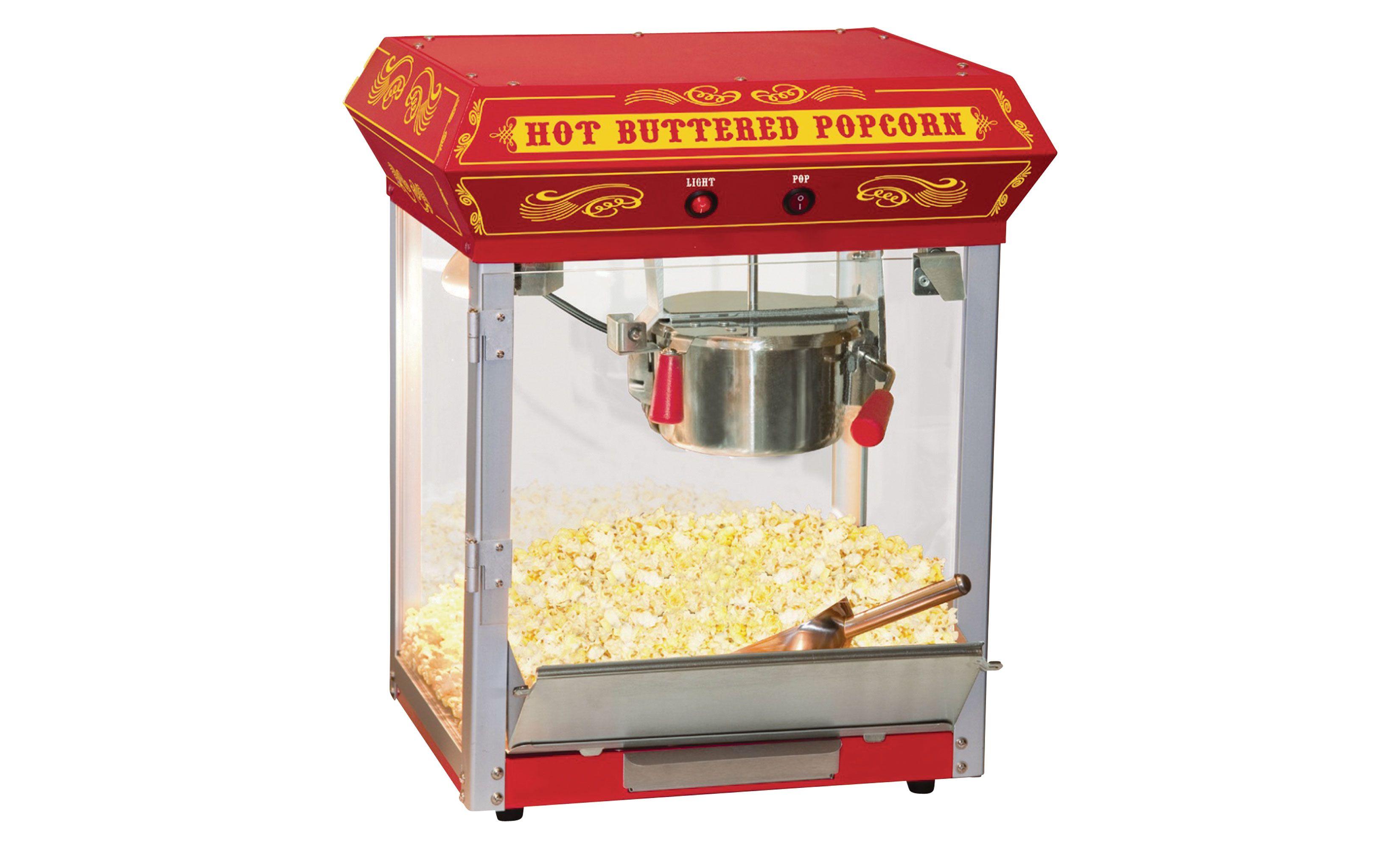 Countertop Popcorn Popper Red Www Kotulas Com Free Shipping