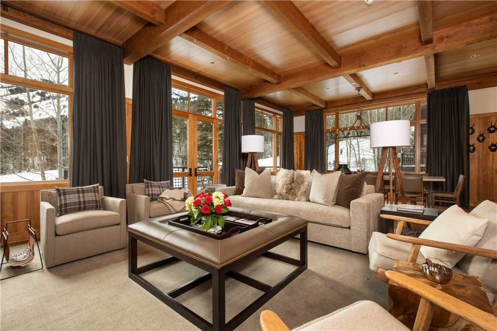 Mountain Home Decor With A Touch Of Modern Granite Ridge Lodge