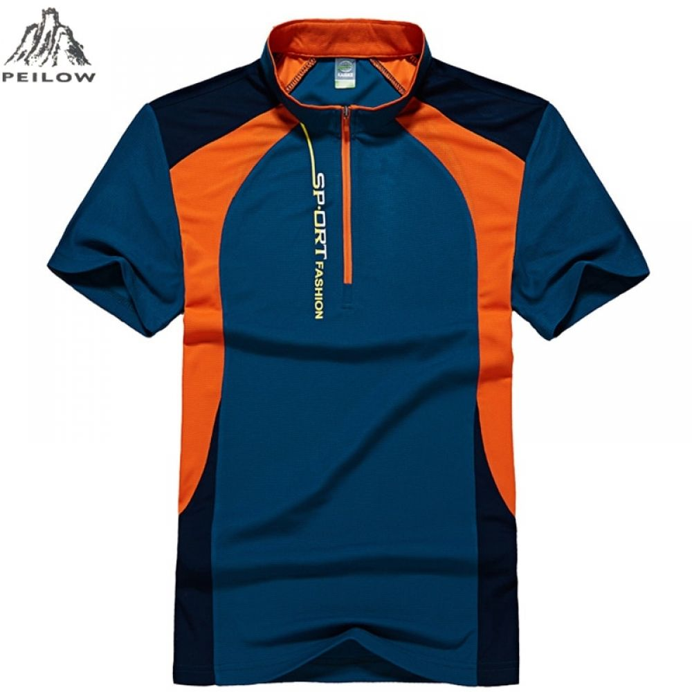 PEILOW men womens Brand Polo Shirt outwear Breathable
