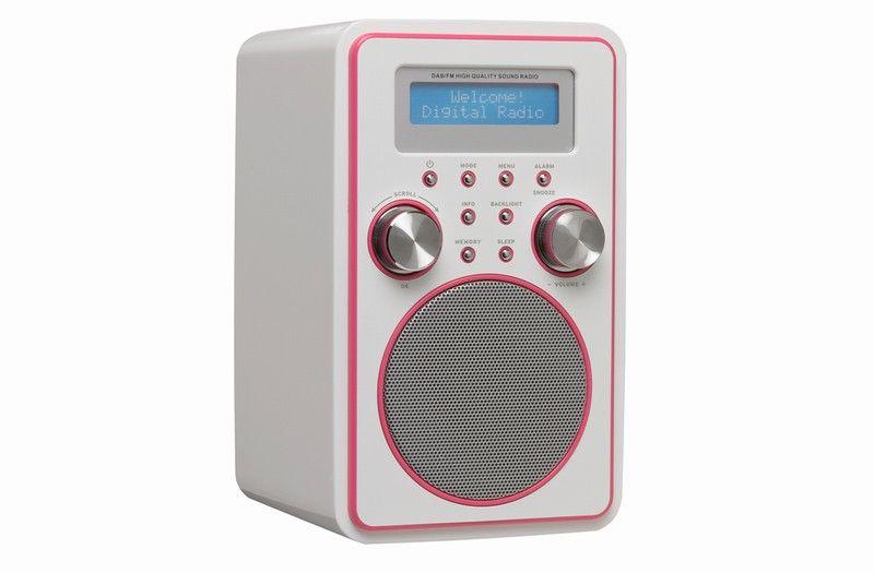 Denver Dab 45pluspink Incl Dab Digitales Radio Kuche