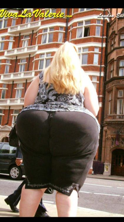 Bbw big fat ass woman