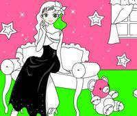 Barbie Boyama Aurora Sleeping Beauty Disney Princess Barbie