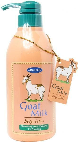 Argussy Goat Milk Lotion 400 Ml Health Personal Care Goat Milk