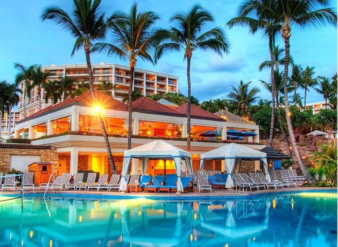 Maui Grand Wailea Hotels Hawaii Vacation Packages All