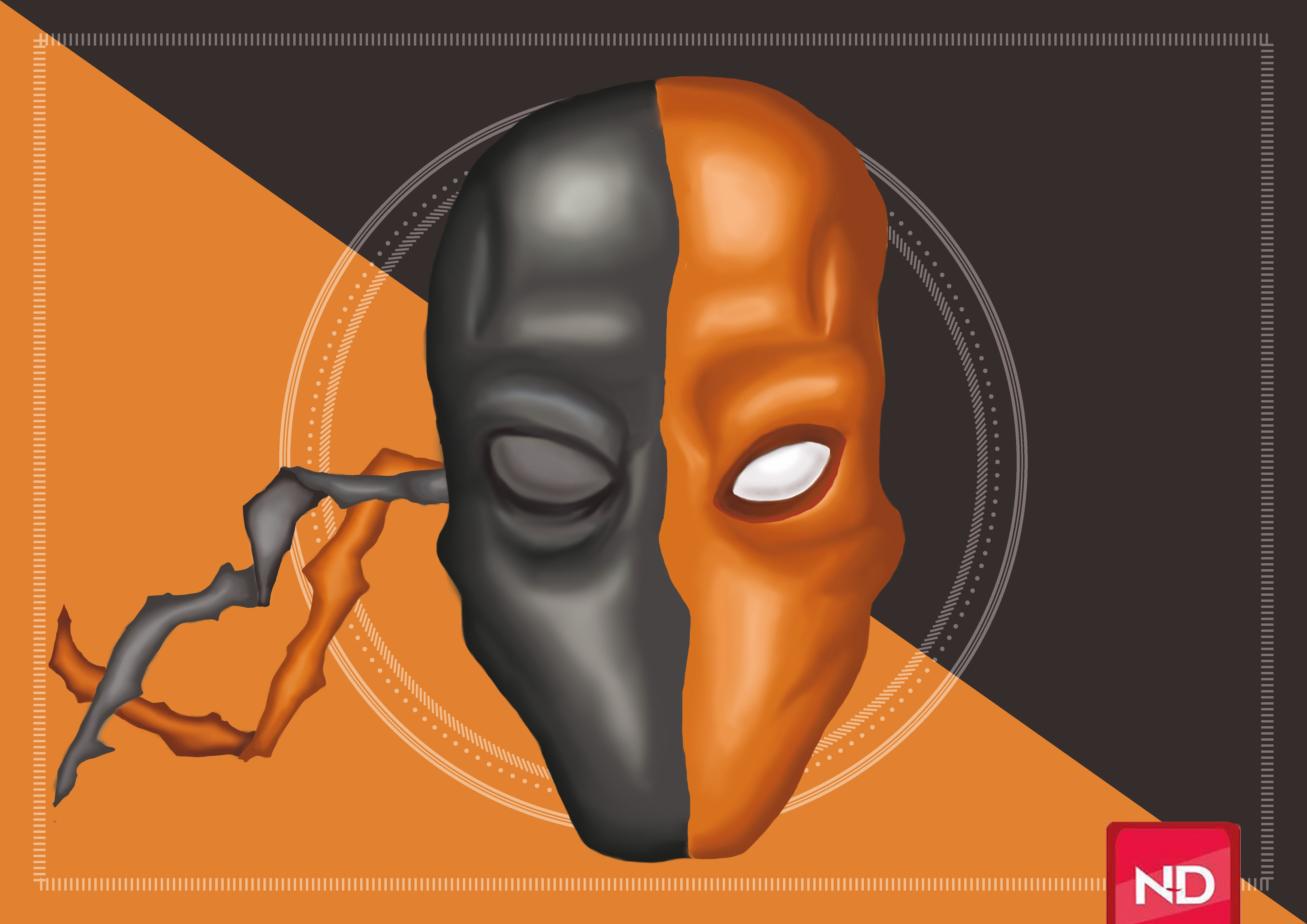 Desenho criado baseado no Exterminador ! ^^