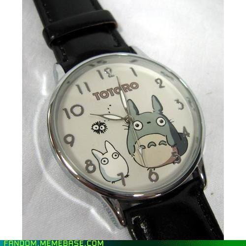 fanart & cosplay - My Timekeeper Totoro