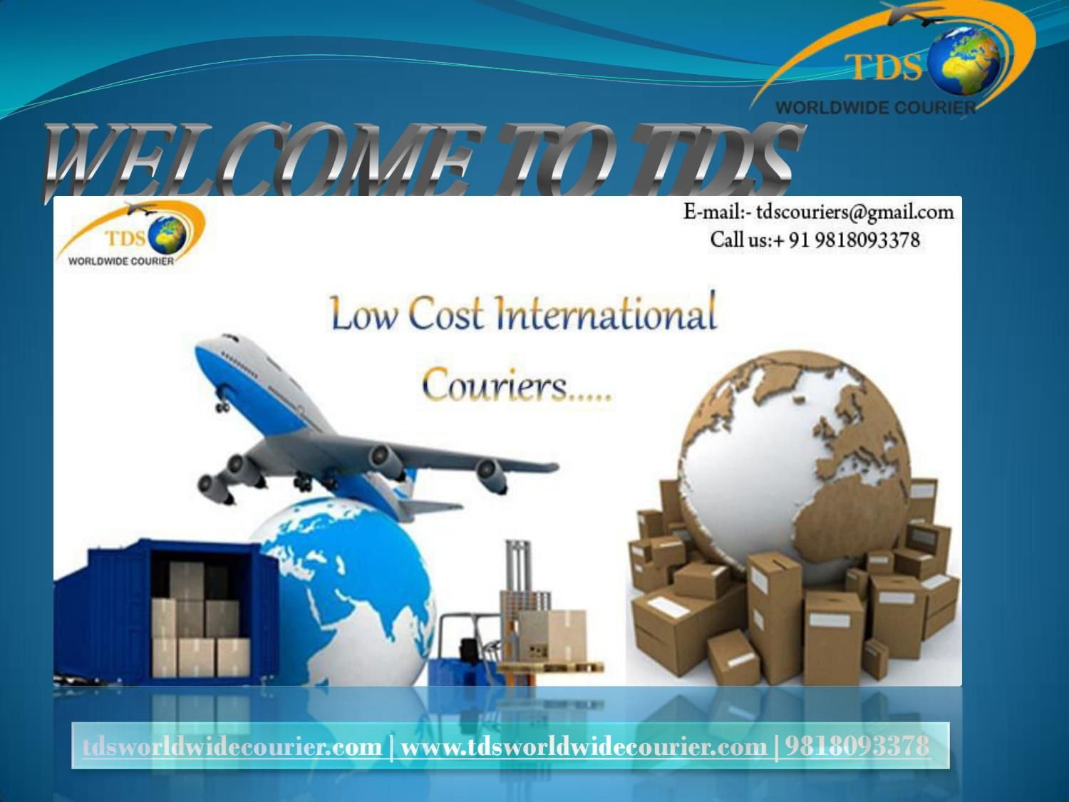 DHL COURIER TO USA BEST Express Delivery Services & International Shipping.  | Courier, International courier services, Courier service