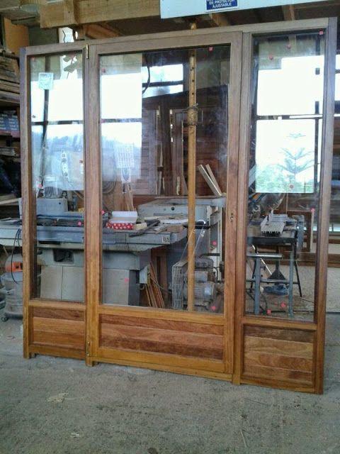 Carpintería Técnica Ebanistas: Cerramiento