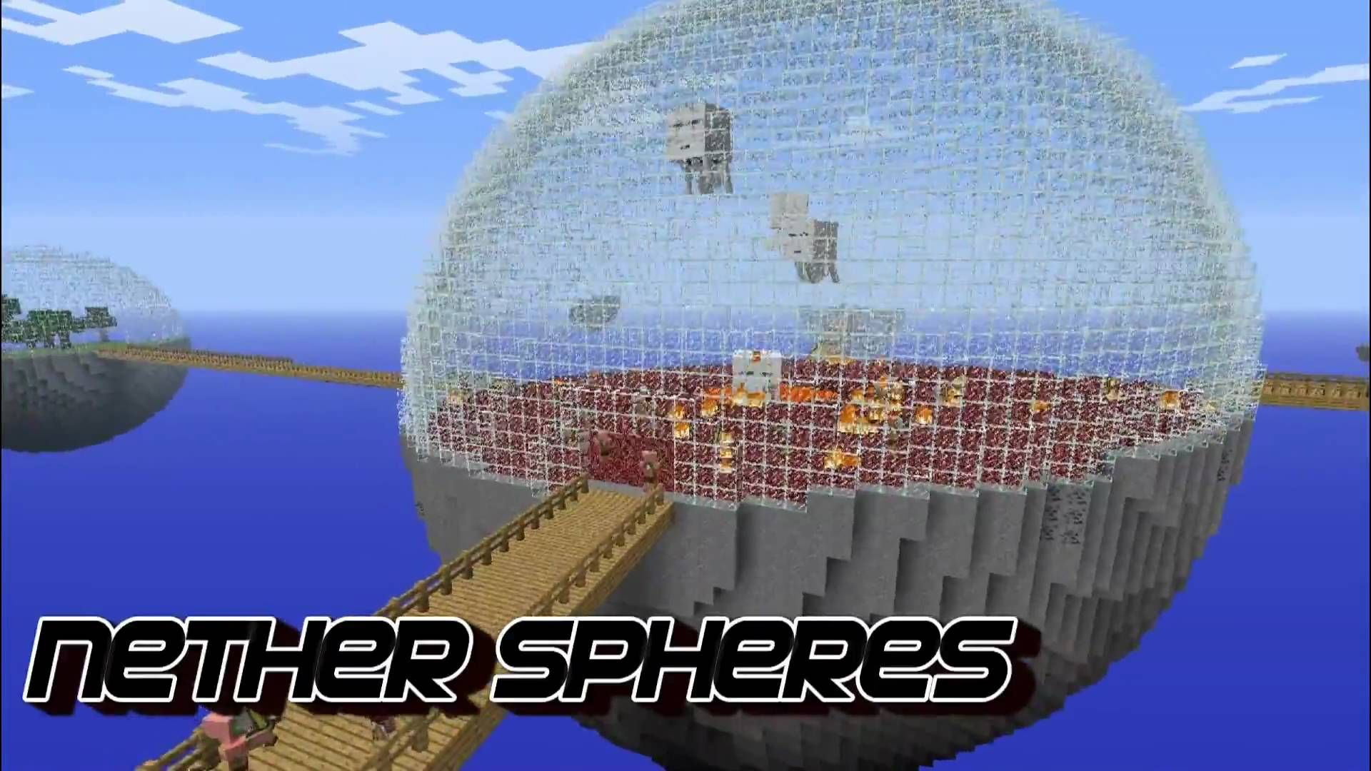 minecraft biosphere - Google Search | All Things Minecraft