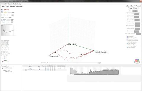Octopus u2013 Grasshopper Architectural Optimisation Pinterest - sample psychrometric chart