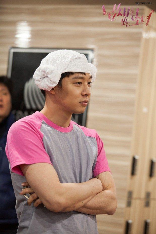 Eun-seol ah~ Oppa is…..!
