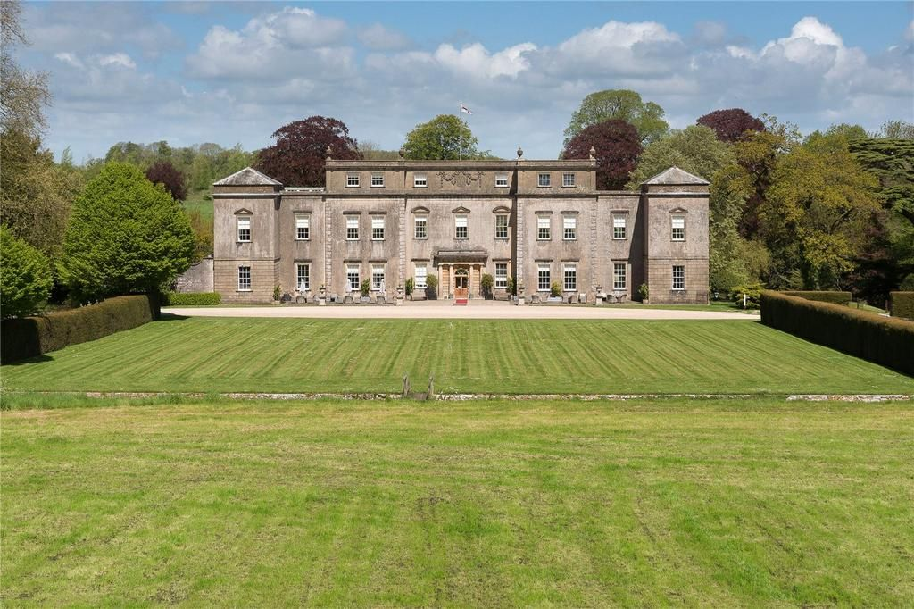 Ston Easton, Bath 20 bed house £9,500,000 in 2020