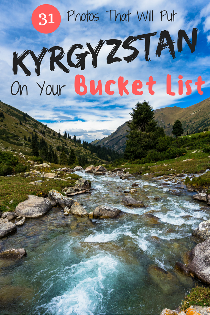 Have you thought about travelling to Central Asia? Here is a photo essay of Kyrgyzstan to show you why your should go. Definitely put Kyrgyzstan on your bucket list. You will love it. #centralasia #offthebeatenpath #Kyrgyzstan #bucketlist