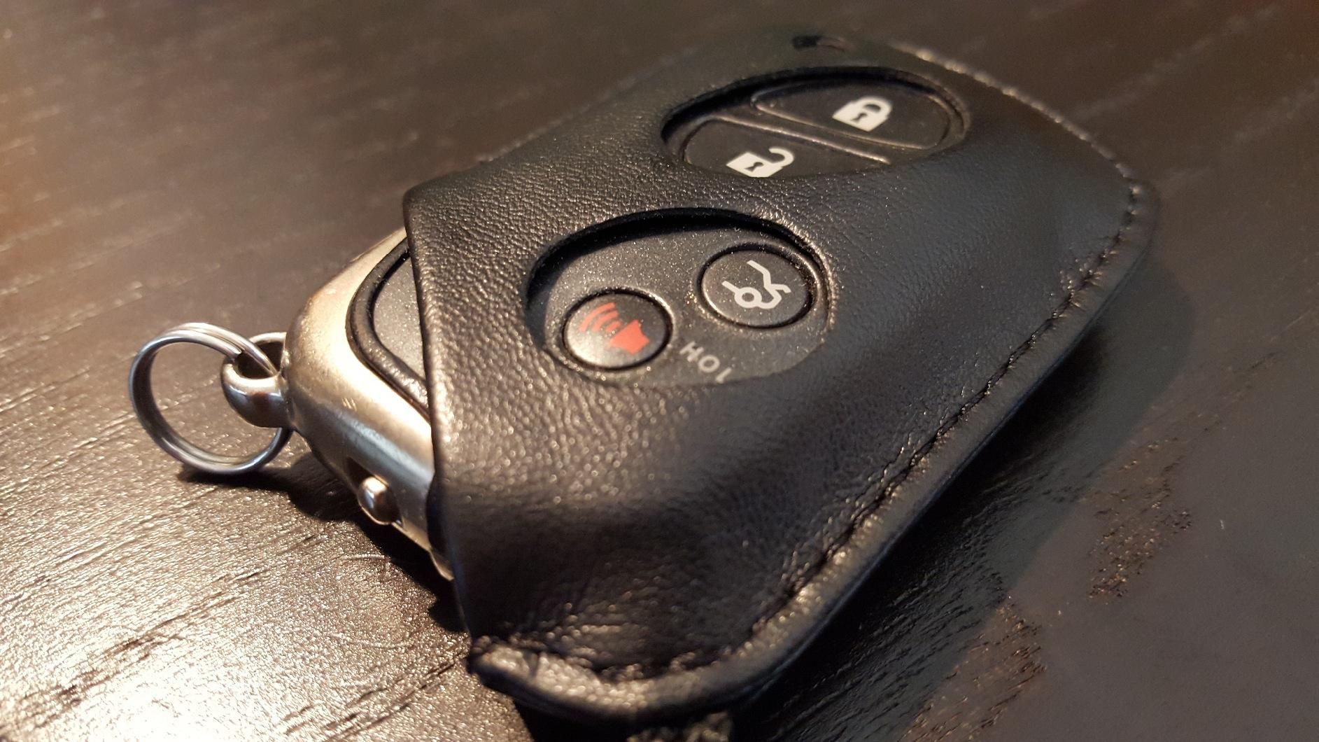 Superb Make Your Lexus Car Key Remote Look Classy With Our Leather Cover! Whether  You Are Replacing Your Old, Peeling Cover Or Buying One For The First Time,  ...
