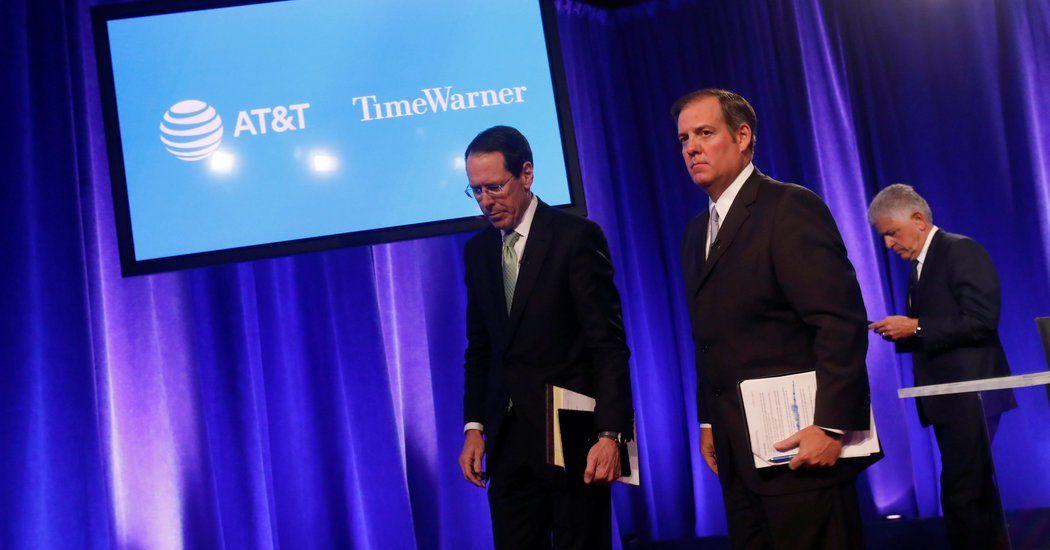 DealBook Briefing Trump Is Still Not a Fan of AT&TTime