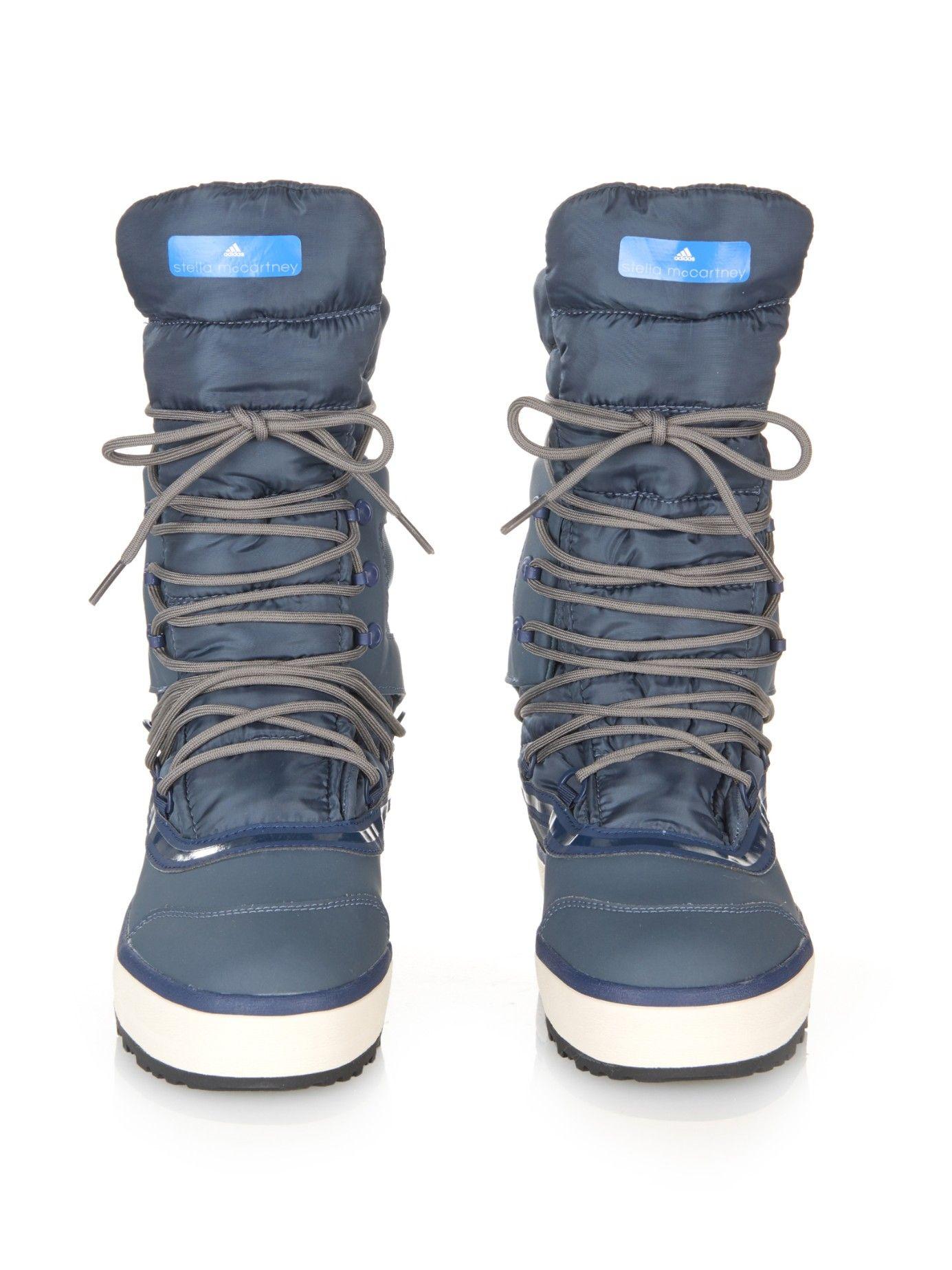 Nangator snow boots   Adidas By Stella McCartney