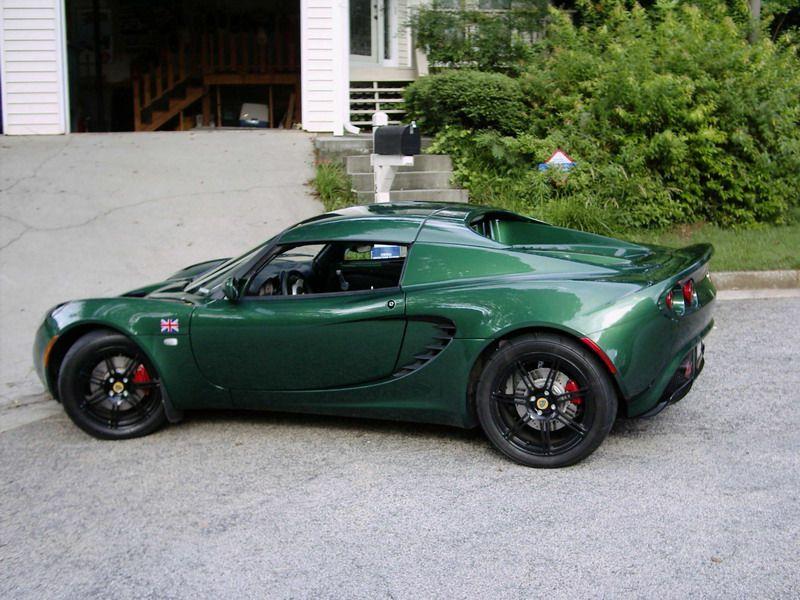 Lotus Racing Green Metallic With Images Racing Green Best