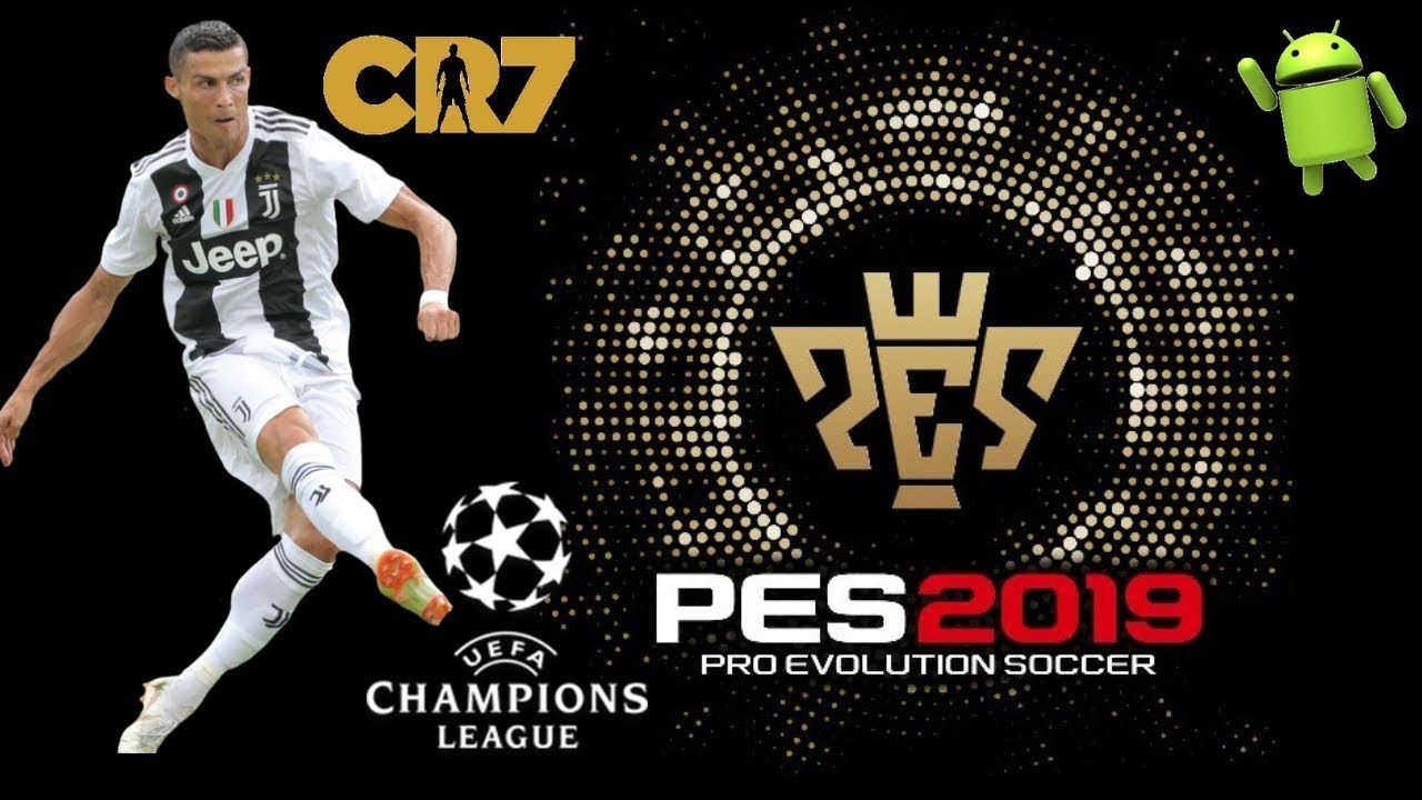 Pes 2019 Mobile Patch Cr7 And Messi Android Download Game