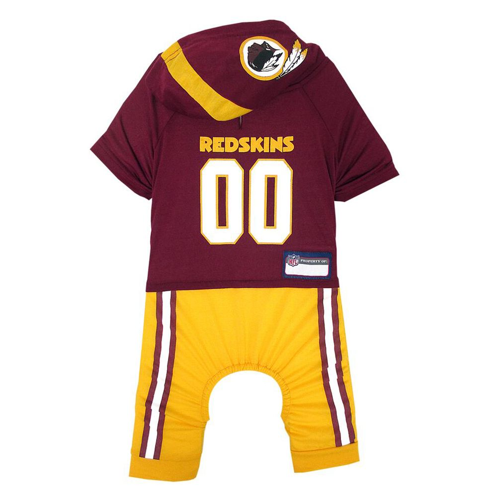 Washington Redskins NFL Team Pajamas size Small, Pets