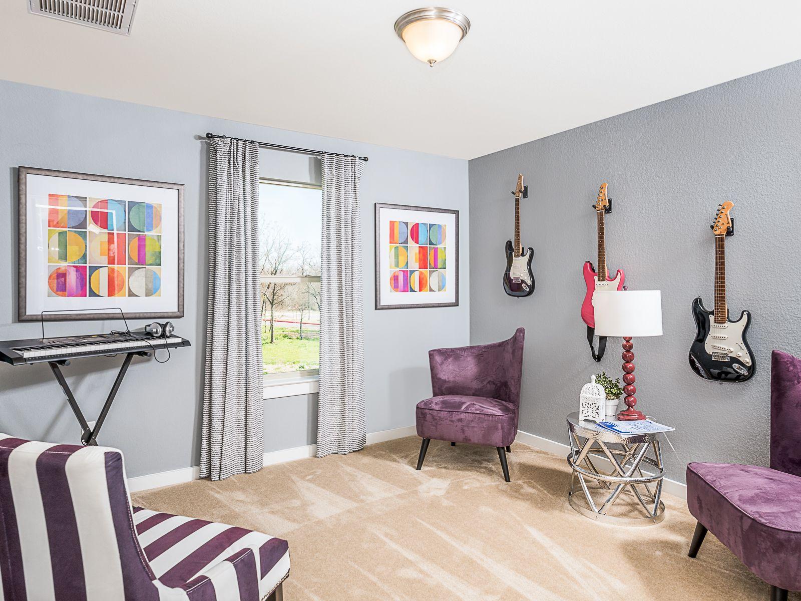 Music Lounge Interior Design Interior Home Decor
