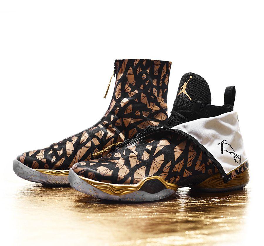 ca26e77eae9d Nike Air Jordan XXVIII Ray Allen Finals