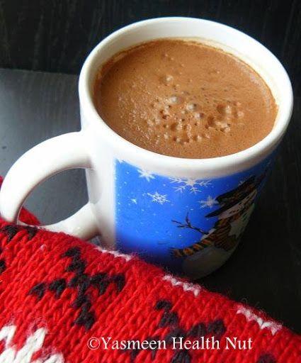 Yasmeen Health Nut: Hot Chocolate Vs Hot Cocoa