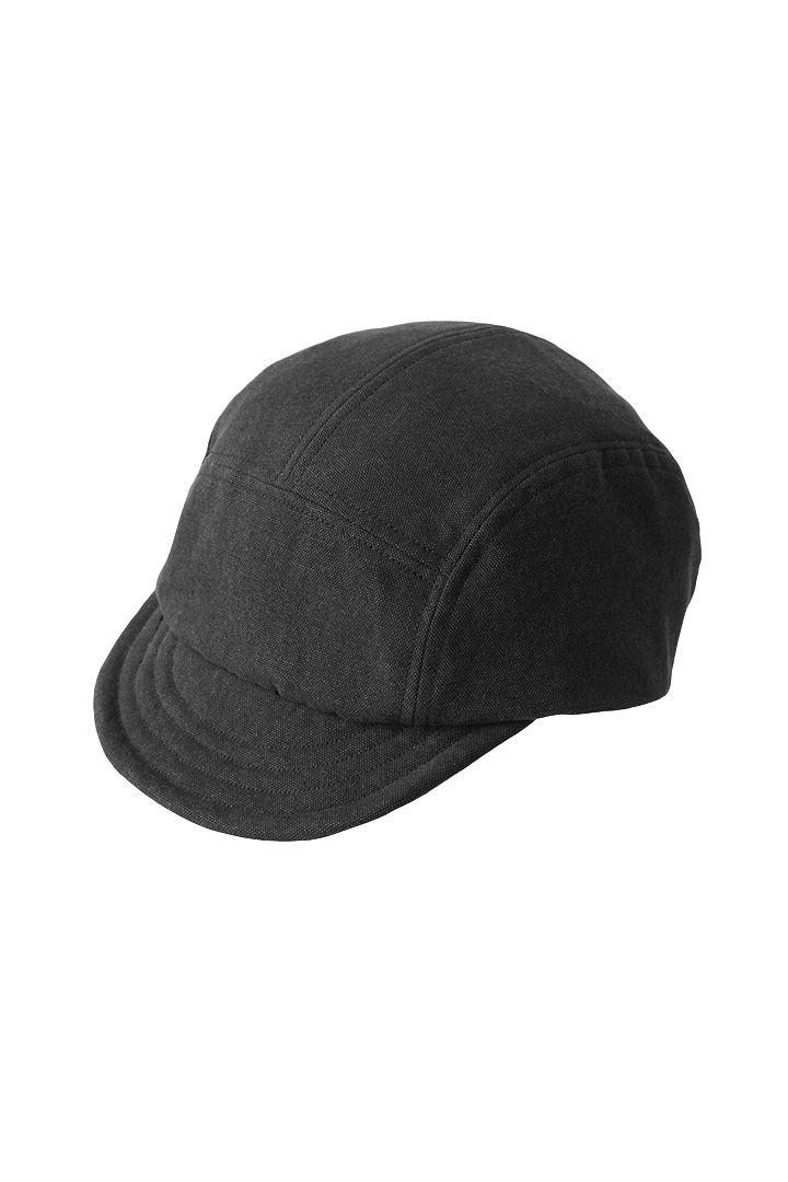 OLD JOE & Co - GATHERING BACK UTILITY CAP - INK BLACK  オールドジョー《ギャザリングバックユーティリティーキャップ》インクブラック ミッドセンチュリー期のミリタリーウェアからのインスピレーション。 フィットした帽体に小さいツバが男らしい雰囲気。 オリジナルダックとの相性も良く、コーディネートしやすいプロダクト。