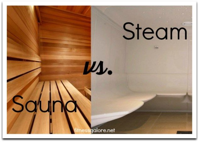 Steam Room Vs Sauna What S The Difference Steam Room Vs Sauna