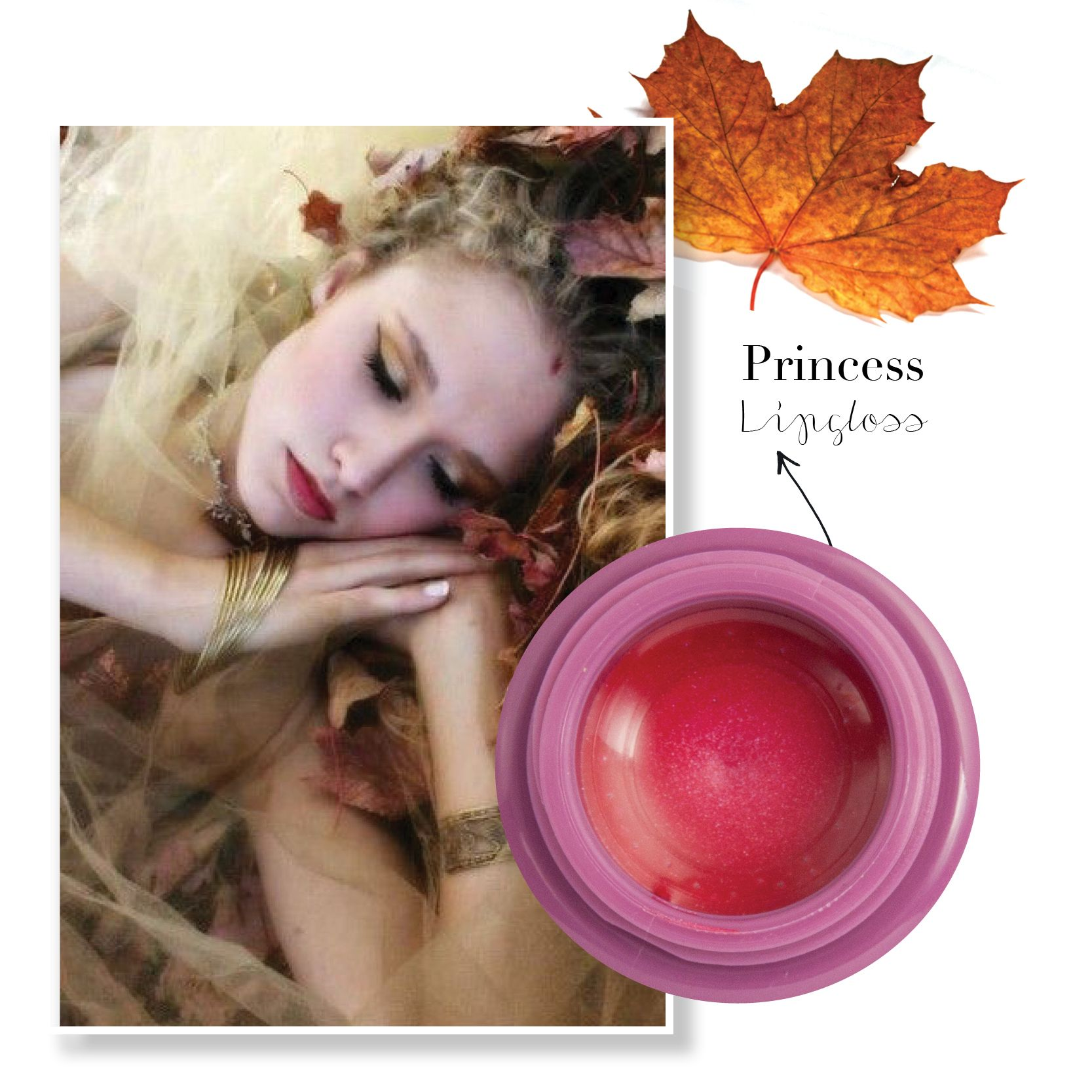 A kiss with Princess will turn any frog into prince charming.. Buy your Princess #lipgloss on our #eshop shop.micaroon.com