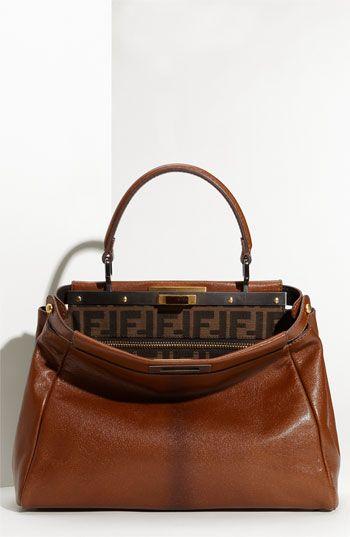 Dream bag Fendi  Peekaboo    Purse Porn   Pinterest   Bag, Purse and ... 3175ea911c7