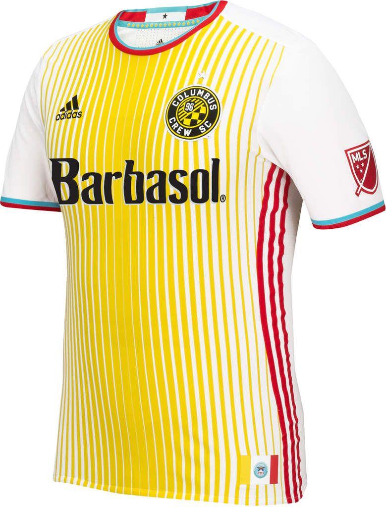 9650c2fe27e Columbus Crew new jersey 2016 | Columbus Crew SC | Columbus crew ...