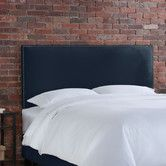 Found it at AllModern - Nail Button Patriot Upholstered Headboard