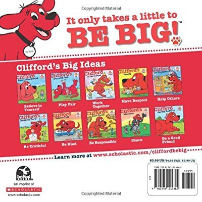 Clifford 39 S Manners Clifford 8x8 Clifford Books Red Dog Good Deeds