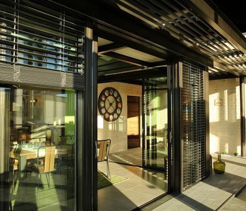 Concept Alu Nouvelle Extanxia Rêve de cuisine dans une véranda - cuisine dans veranda photo