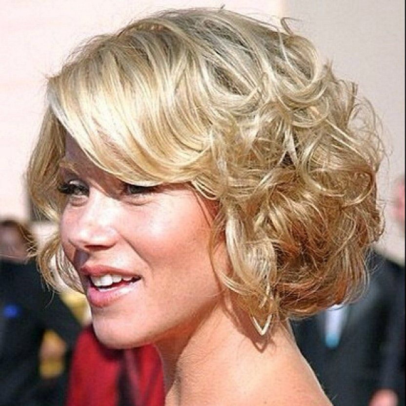 Fine 1000 Images About Haircut On Pinterest Curly Bob Curly Bob Hairstyles For Women Draintrainus