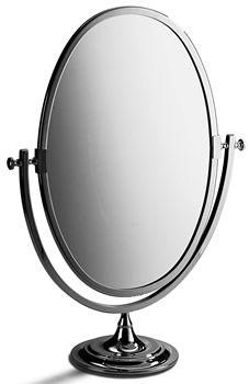 Digital Art Gallery Samuel Heath L Large Oval Tilting Vanity Makeup Mirrors seattleluxe
