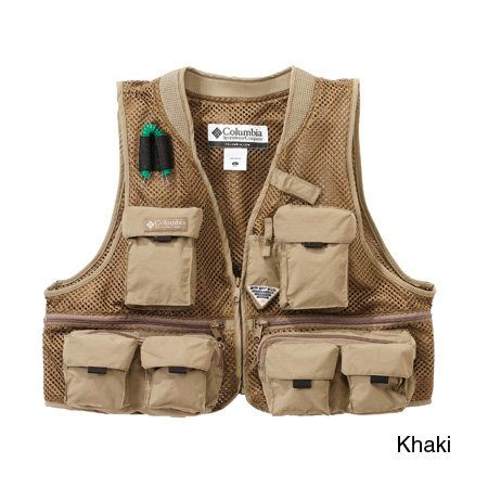 We Live Outdoors Fishing Vest Fly Fishing Gear Fly Fishing