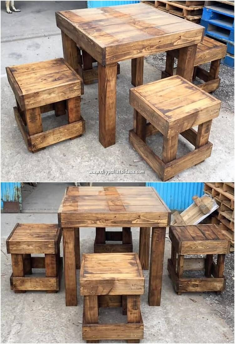 The Best Diy Wood Pallet Ideas And