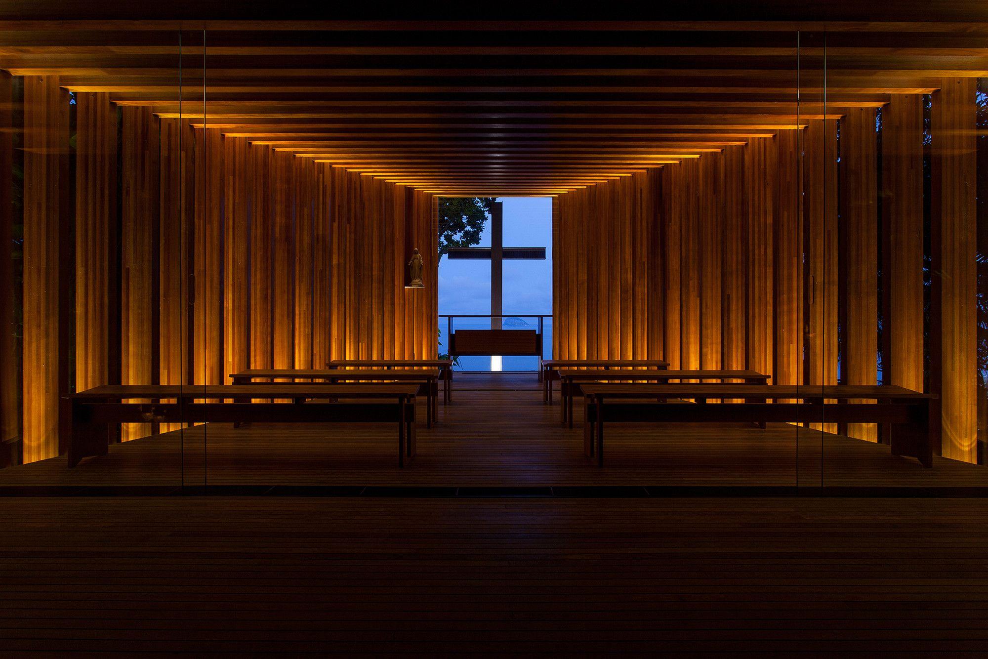 Galería de Capela Joá / Bernardes Arquitetura - 3