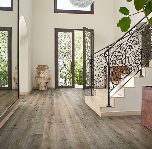 2 Tone Hardwood Flooring Chalmers Dusk French Oak