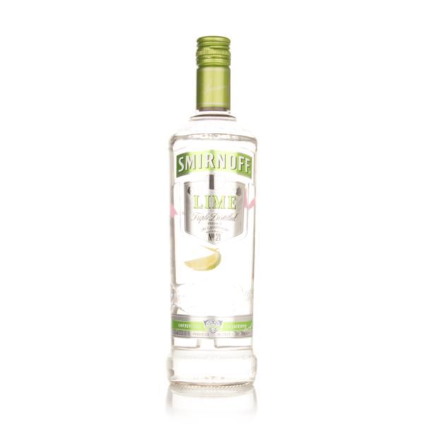 Smirnoff Lime Smirnoff Vodka Alcohol Vodka
